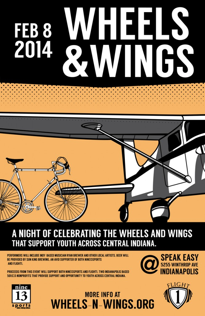 Wheels and Wings